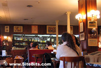 Cafe Gijón (header)