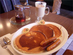 Pancakes - Dusty's, Montreal