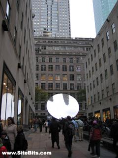 Skymirror- Rockefeller Center