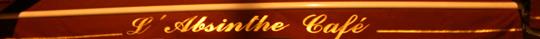 Café Absinthe: Teaser