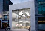 Apple Store in Montreal