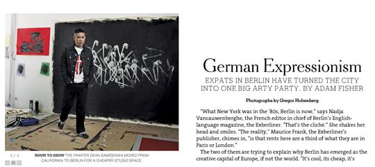 Try it Again, in Berlin