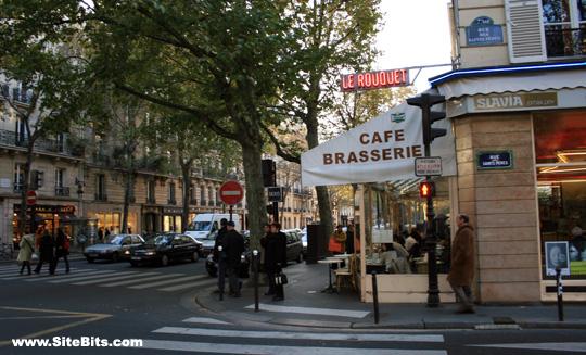 Le Rouquet Café & Brasserie