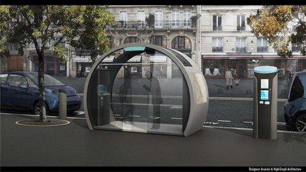 Autolib' : Shelter