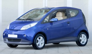 Autolib : Car