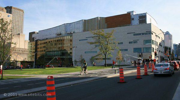 Montreal Symphony Hall