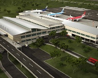 Quito's New Airport (rendering)