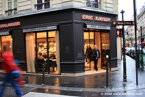 Maison eric kayser paris paris for Maison du the paris