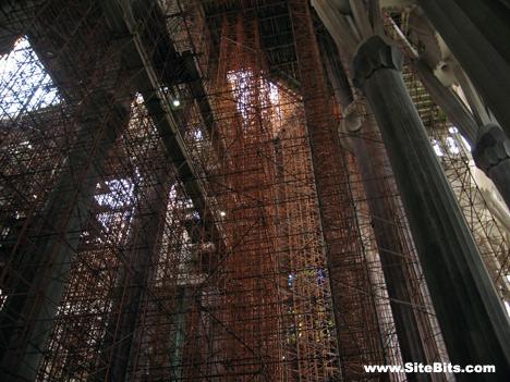 Sagrada Familia: Under Permanent Construction