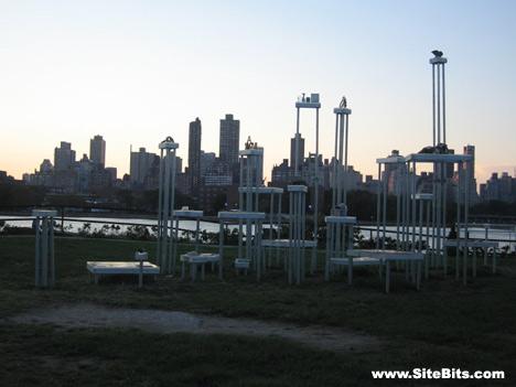 Socrates Sculpture Park (Manhattan Views)