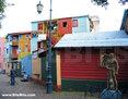 La Boca Postcard