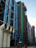 Centre Pompidou: Pipes