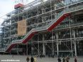 Centre Pompidou: Façade