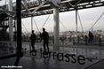 Centre Georges Pompidou: Terrace