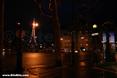 Glittering Eiffel Tower at Night, seen from Pl de l'Alma