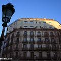 A building off Passeig de Gràcia(thumb)