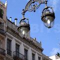 Street Lamp in Gràcia (Barcelona, Spain)(thumb)