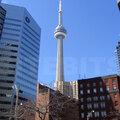 Downtown Toronto. CN Tower(thumb)
