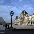 Louvre's Northern Wing and La Grande Pyramide(thumb)