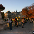 Sunset in the Jardin du Luxembourg(thumb)