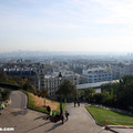 Panorama of Paris from Montmartre(thumb)