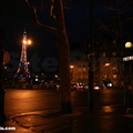 The Glittering Eiffel Tower at Night, seen from Pl de l'Alma(thumb)