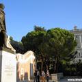Jardines de Sabatini: Statue of Carlos III(thumb)