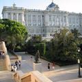 Sabatini Gardens and Palacio Real(thumb)