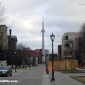 CN Tower view from UT Campus(thumb)